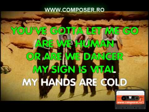 The Killers - Human (Karaoke).wmv