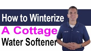 How to Winterize a Cottage Water Softener   Midland, Ontario(How to Winterize a Cottage Water Softener. FREE SHIPPING CANADA Discount Pricing here ..., 2013-09-30T18:15:58.000Z)