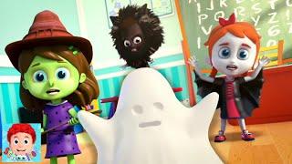 It's Halloween   Halloween For Children   Schoolies Cartoon Videos   Kids Song