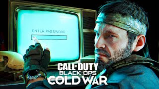 BLACK OPS COLD WAR REVEAL- LIVE EASTER EGG HUNT STEP 2! (Call of Duty 2020)