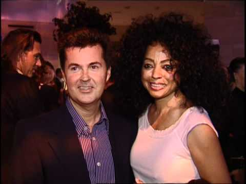 American Idol Creator Simon Fuller Loves Diana Ross!