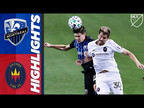 Montreal Impact Chicago Goals And Highlights