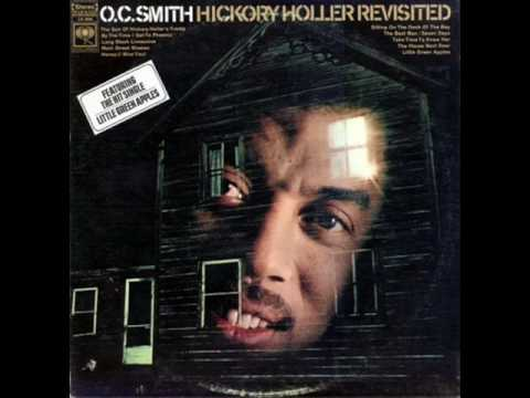 Long Black Limousine - O.C.Smith