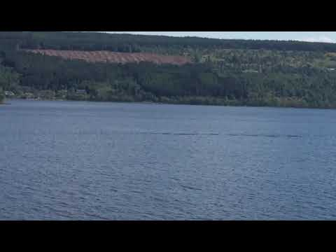 Strange unexplained sighting on loch Ness . may 2017.