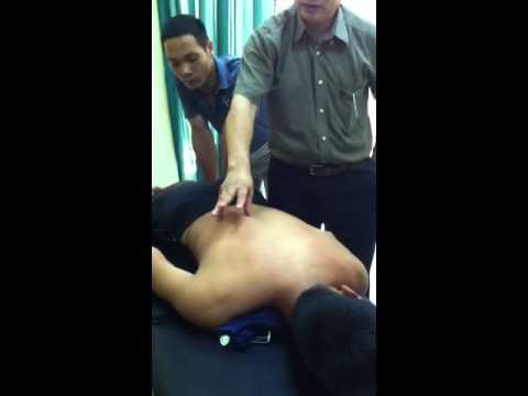 Bài y học xoa bóp thể thao