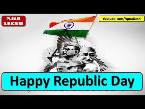 Happy Republic Day Whatsapp Status Video Download 2019, Wishes Quotes In Hindi, Images, Shayari