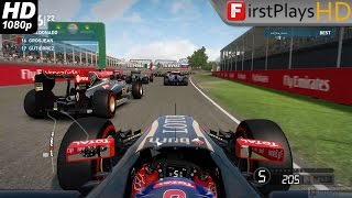 F1 2014 (2014) - PC Gameplay 1080p