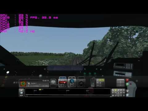 Train Simulator test |