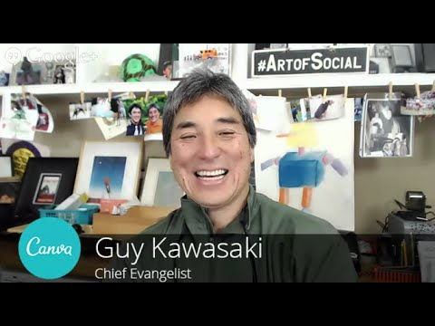"Guy Kawasaki and Peg Fitzpatrick on ""The Human Side"""