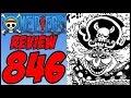 RUFFYS NIEDERLAGE !!! | GEHEIMNIS DER PORNEGLYPHE ENTHÜLLT ?! | ONE PIECE KAPITEL 846 REVIEW