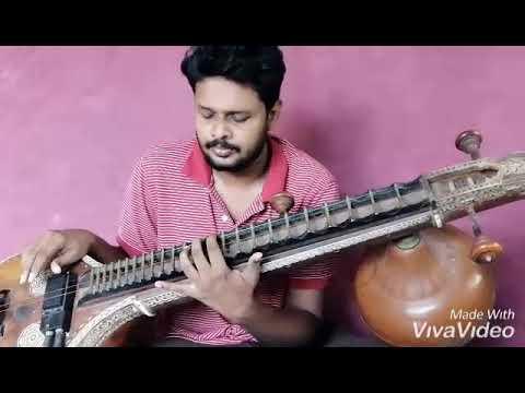Download Lagu  Aaradhike  Song Veena Cover Sooraj Santhosh Vishnu Vijay Ambili Movie Soubin Shahir Vinayak S Mp3 Free