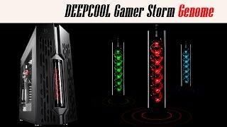 Обзор DEEPCOOL Gamer Storm Genome