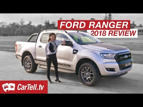 2018 Ford Ranger FX4 Review | CarTell.tv