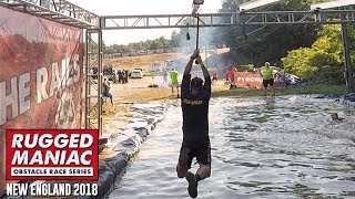 Rugged Maniac 2018 (All Obstacles)