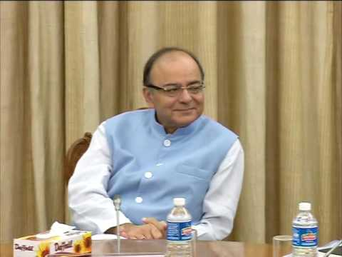 Indian Finance Minister meets Credit Suisse official to discuss economy