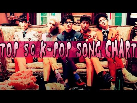 MV CHART [YOUR KPOP] Top 50 K-Pop Songs (August 2015 | Week 1)