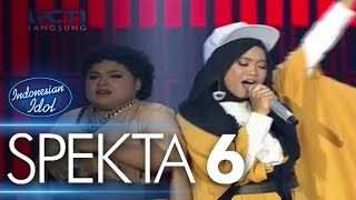Video AYU ft. JOAN - COME TOGETHER (The Beatles) - Spekta Show Top 10 - Indonesian Idol 2018 download MP3, 3GP, MP4, WEBM, AVI, FLV Oktober 2018