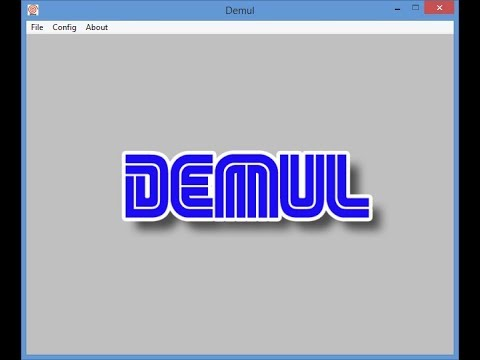 How to use zipped GDI files in dreamcast Emulator