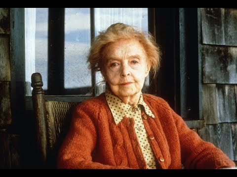 Lillian Gish, Salvator Dali--1971 TV Interview