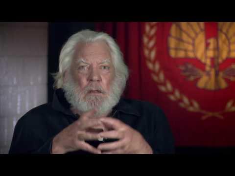 Бонус к blu-ray - Интервью  Дональд Сазерленд на русском