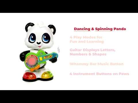 Learn & Groove® Dancing Panda | Demo Video | LeapFrog