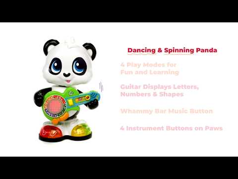 Learn & Groove® Dancing Panda | Demo Video | LeapFrog
