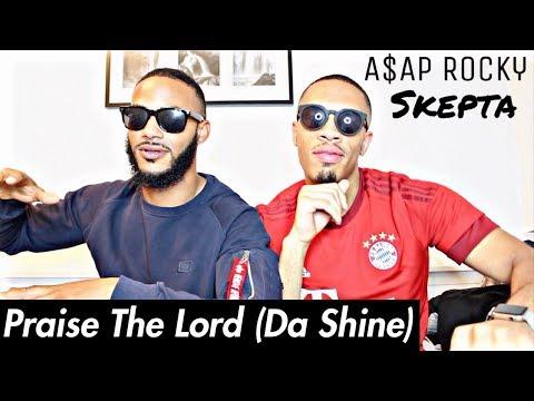 A$AP Rocky - Praise The Lord (Da Shine) (Official Video) ft. Skepta - REACTION!