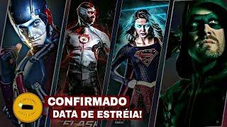 THE FLASH 4° TEMPORADA Data de Estréia Confirmada! Arrow 6 Temporada