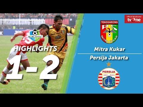 Mitra Kukar vs Persija Jakarta: 1-2 All Goals & Highlights