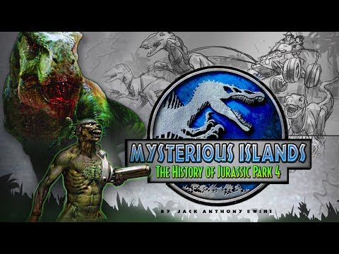 Download Youtube: Mysterious Islands: The History of Jurassic Park 4