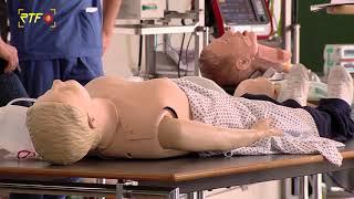 Uniklinik wappnet sich - Phasenplan soll Patientenansturm koordinieren