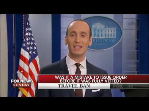 Stephen Miller on Court Ruling We Do Not Have Judicial Supremacy in This Country | PoliticalNews