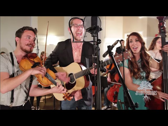 BALLAD OF NIGEL WILLIAMS : Damn Tall Buildings | The Loft Sessions Spring Collection 2014
