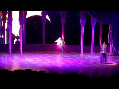 Aladdin Full Footage - Part 5 @ Hyperion Theatre, Disney's California Adventure