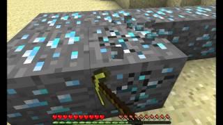 Minecraft: lesson 1: Which Pickaxe can mine Diamond???