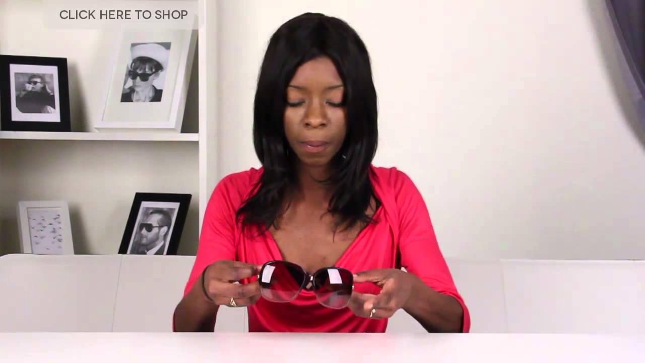 f76c181f03ae Gucci GG 3500/S | WNQ/02 | 60 | VisionDirectAU - YouTube