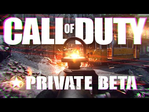 CALL OF DUTY WWII | Private Beta