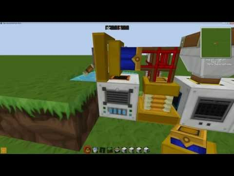Tutorial: Automatic Ore Processing System How To!