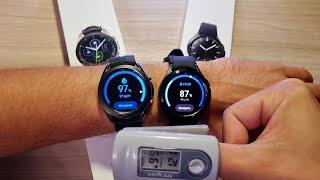 Samsung Galaxy Watch4 Classic 46мм- ХУДШИЕ  СМАРТ ЧАСЫ ОТ SAMSUNG? (тест сравнение с Galaxy Watch 3)