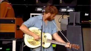 Repeat youtube video The Black Keys - Little Black Submarines, Reading Festival 2012 HD