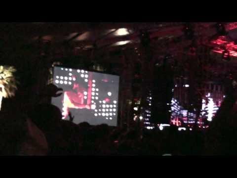 Deadmau5I rememberFML  @ Coachella 2010