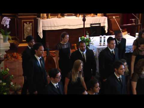 Enjoy The Silence By Eric Whitacre RCC Chamber Singers