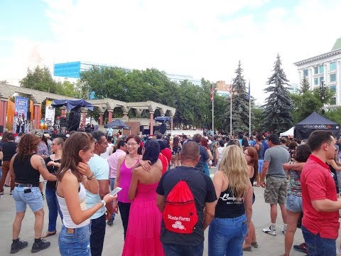 CALGARY LATINO FESTIVAL  - CANADA