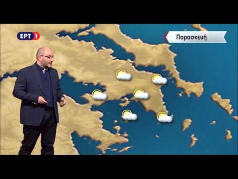 newsbomb.gr: Ο καιρός τις επόμενες ημέρες από τον Σάκη Αρναούτογλου (12/1/2017)