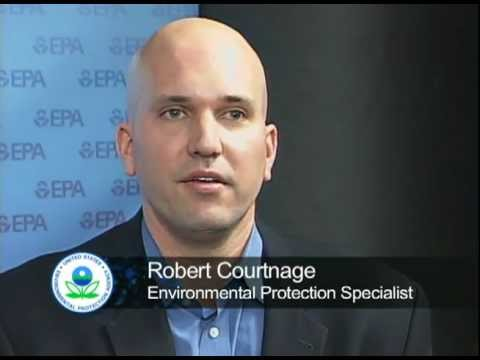EPA Careers: Robert Courtnage