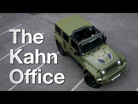 Converting the Jeep Wrangler JK Unlimited Into an Expedition Vehicle | The Kahn Office