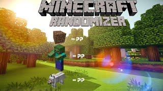 Random Minecraft!? | Minecraft Randomizer Gameplay #MINECRAFT