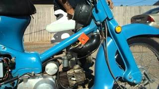 Video Troubleshooting Fuel Issues on a 1970 Honda Cub C70 download MP3, 3GP, MP4, WEBM, AVI, FLV Agustus 2018