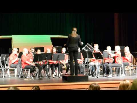 Grand County Middle School Band Nov 5, 2015 #1