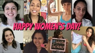 Indian Women Are? #HappyWomensDay